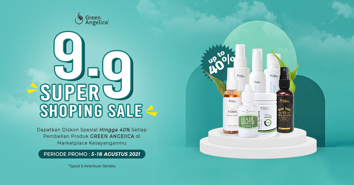 Green Angelica 99 Sale