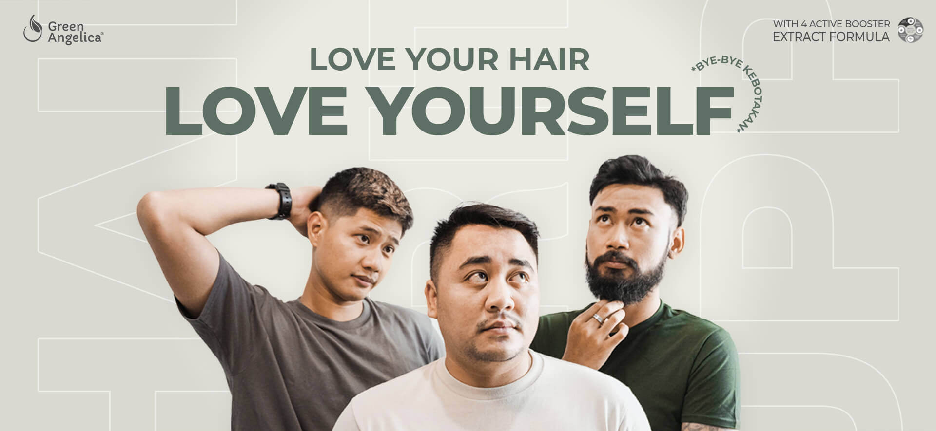 Love Your Hair, Love Yourself